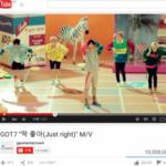 GOT7「丁度いい」MV、公開2週間で千万ビュー突破