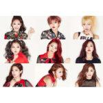 TWICE(JYPの新グループ)メンバープロフィール