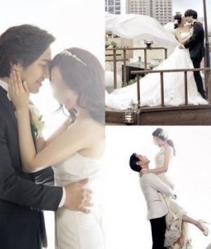 パクソジュン 結婚式